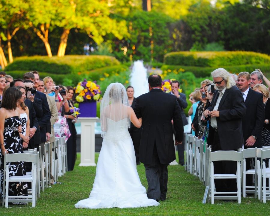 Texas Discovery Gardens Wedding Source Outdoor