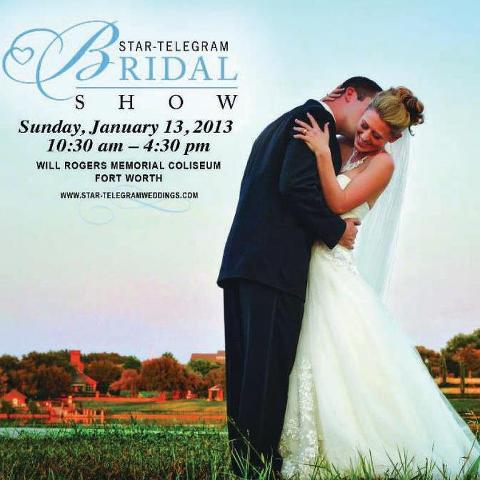 Fort Worth Star Telegram Bridal Show 2013