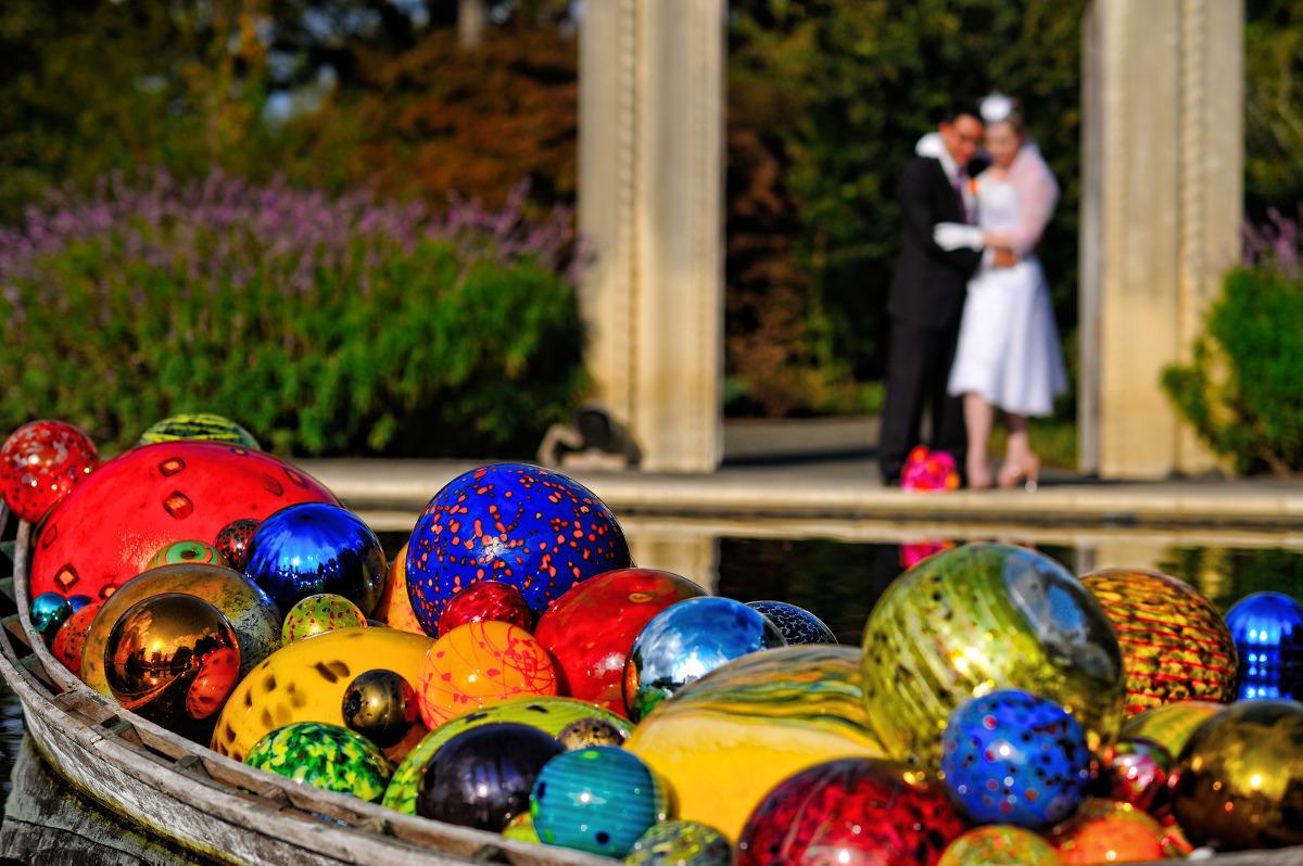 Dallas Arboretum Wedding Photographer