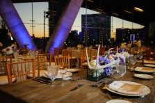 Perot Museum of Nature and Science Dallas Wedding Mitzvah Pictures