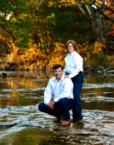Engagement Session in the Outdoors