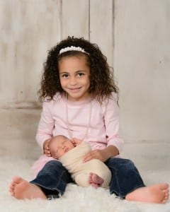 Newborn Baby Studio Portraits