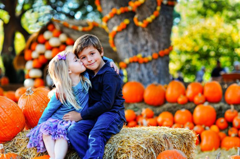 Fall Portratis at The Dallas Arboretum
