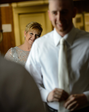 Dallas Wedding Photographer at Scottish RIte Library