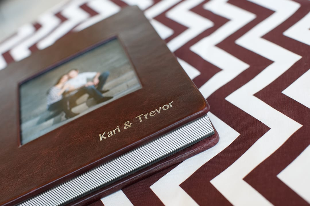 Aggie Engagement Wedding Guest Book