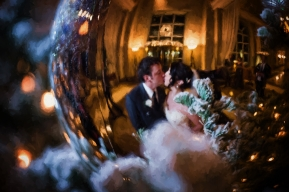 The Rosewood Crescent Wedding Pictures in Dallas