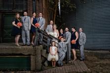 The Flour Mill McKinney, TX Wedding Photographer