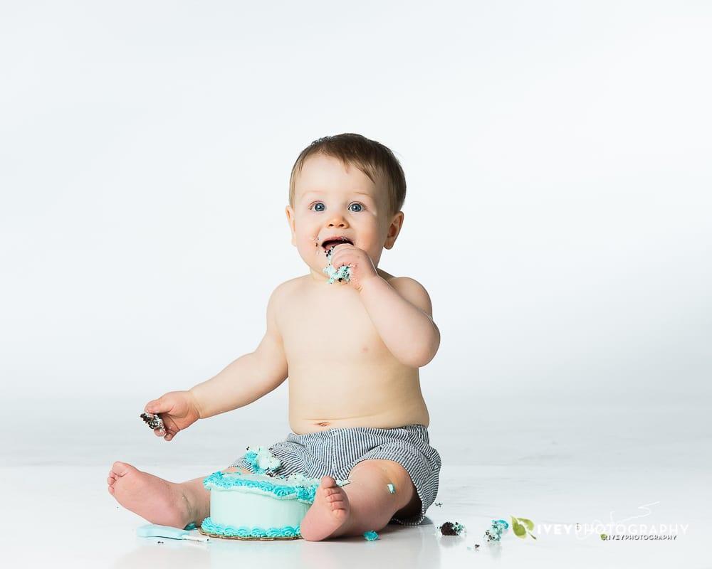 Baby Boy First Birthday