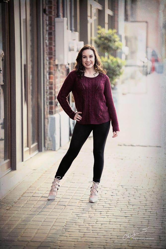 Kaylee Campbell Senior 2017