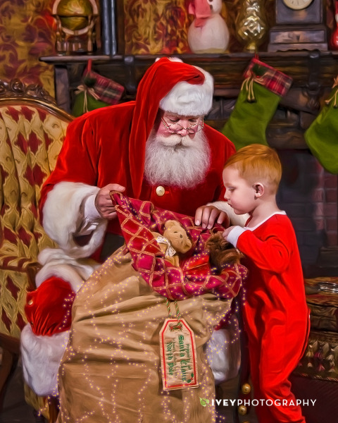 The Storybook Santa Experience Midlothian Dallas Fort Worth Texas