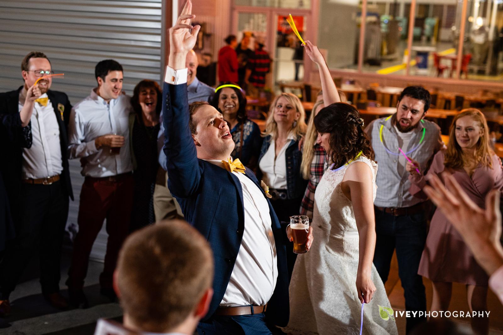 Arlington Wedding Photography Legal Beer Co