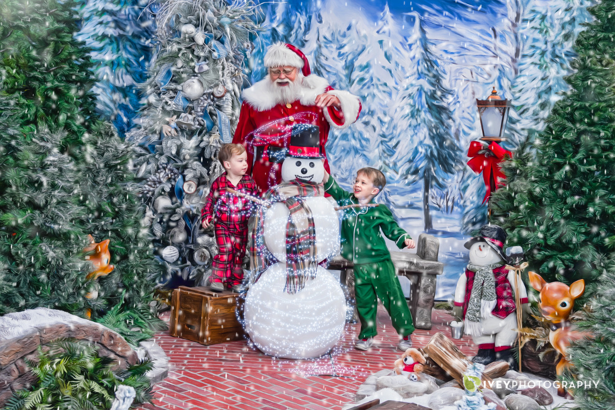 The Storybook Santa Experience