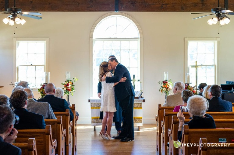 Founder's Chapel White's UMC Southlake Wedding Photographer